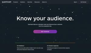 Quadcast website